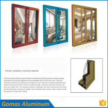 door aluminum sliding window parts frame extrusion profile 6063
