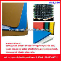 Plastic Corrugated Pallet Sheet