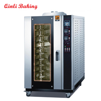 10 Trays Electric Convection Oven With