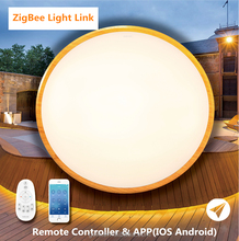 Zigbee Light Link Ceiling Light 24W/15W for smart home