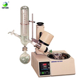 0-180 Rpm Rotating Speed Mini Rotary Evaporator Intelligent Temperature Control And Digital Temperature Display Cheap