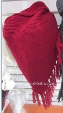 Fashion warm red Neck scarf/kerchief
