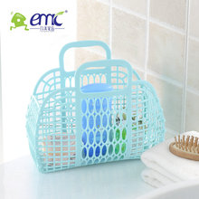 emc plastic folding basket