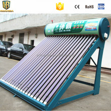 excellent quality household solar water heating system with solar controller