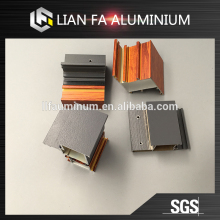Best price of aluminium alloy 6063 t-slot aluminium profile