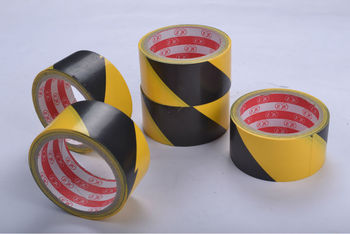 PVC warning tape used for site marking