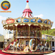 Direct Manufacturer Best Price Amusement Park Rides Carousel For Sale