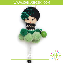 hot sale artificial soft doll toys for bag and phone decoration wholesale on alibaba made in shanghai songjiang