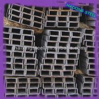 6.92kg/m carbon steel square u channel section,LGJ