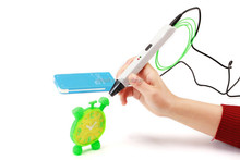 3d stereoscope name brand drawing pen 3D PEN Plate type with CE Rohs FCC