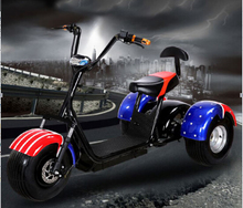 oem factory price 2000W electric chopper bike