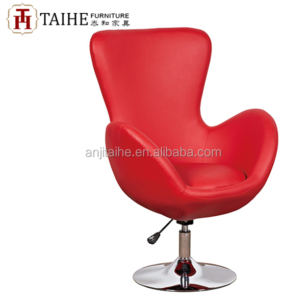 TH-8152 new design high quality egg chair in living room/egg shaped swing