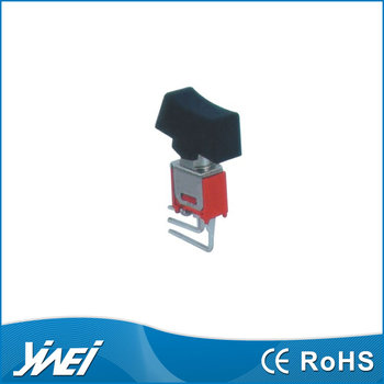 Sub-miniature rocker switch