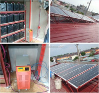 Off grid 5000w home solar system/10KW home solar equipment/8KW 15KW 20KW solar panel pakistan lahore