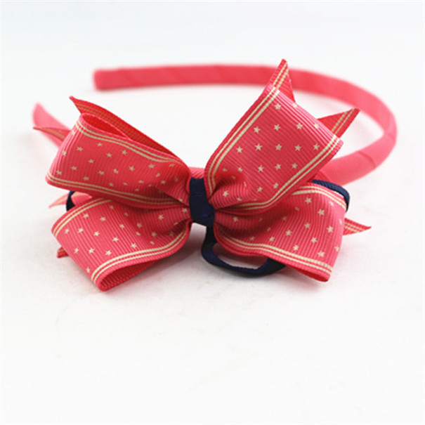 new fashionable top baby baby hairband with flower