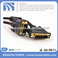 1.8m/6ft DVI to DVI 24+1 cable Nylon