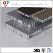 prefabricated homes Fireproof aluminum honeycomb sandwich panel