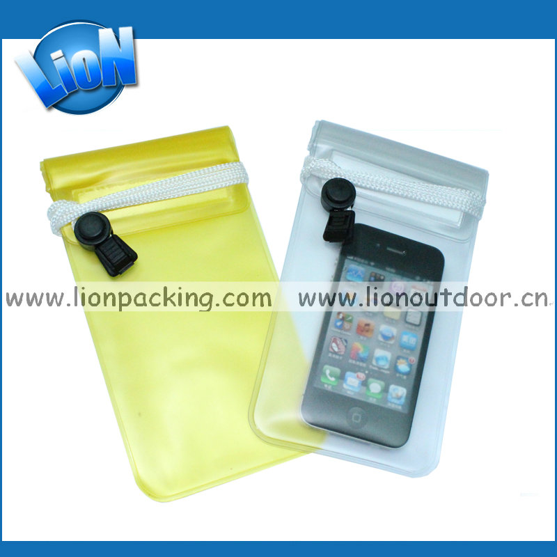 Luxury High-quality pvc Waterproof Bag mobile Phone