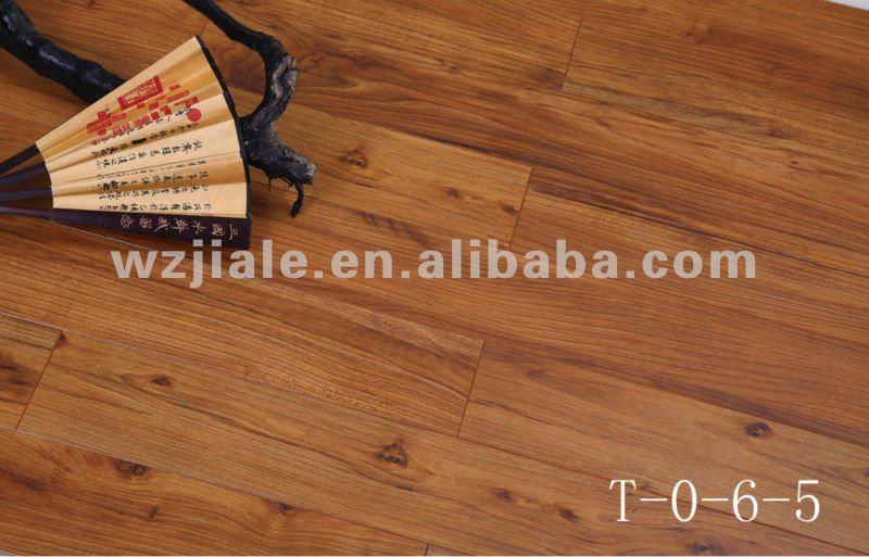 Eviar 100% waterproof oak engineered wooden flooring