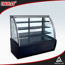 Floor Style Cake Refrigerated Bakery Case/Showcase For Bakery/Cake Cooler