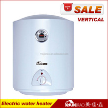 Storage water heater/simple to operation