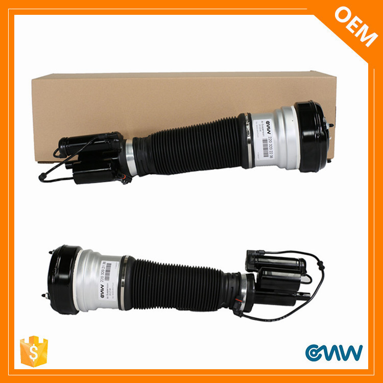 Auto Drive Systems Air Suspension 2203202138 2203202238 Front Air spring shock absorber for Mercedes S-Class W220 4Matic