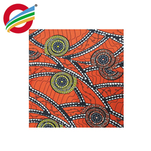Fashion cloth design hitarget real wax fabric african wax prints ghana 6yards