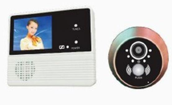 yale digital door viewer manual