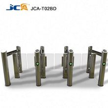 China Manufacturer Waist high full automatic high speed swing turnstile barrier gete system