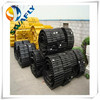 Mini Excavator Undercarriage Parts for PC20-3 Track Link assy, PC20-3 Track Chain 21N-32-00101