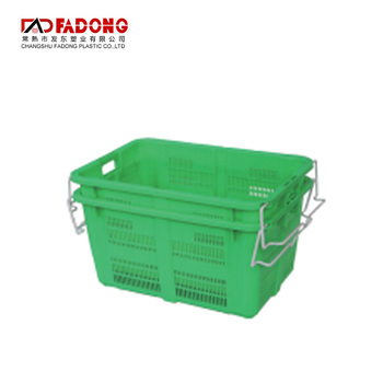Best selling environmentally friendly plastic vegetable wash baskets