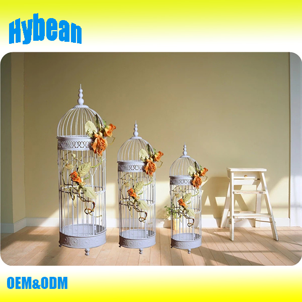 wholesale Price vintage decorative wedding cheap bird cage