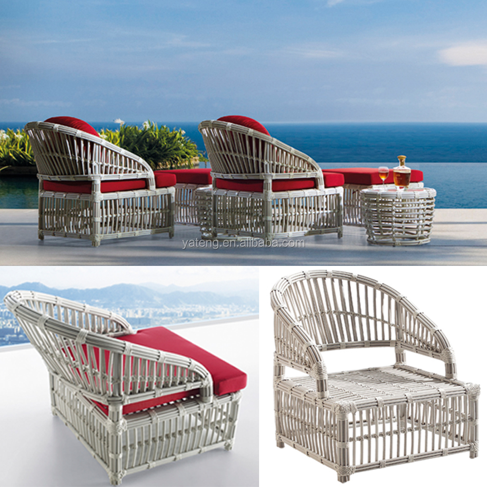 Hot sale garden furniture lowes catalina resin wicker patio furniture