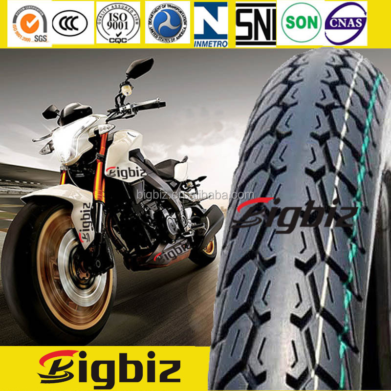 Motorcycle accessories made in China 3.50-18 Motorcycle Tyre.