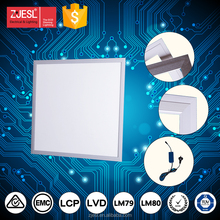 TUV,CE RoHS SAA approved 36W/40W/45W led panel 60x60 80-100lm/w lighting panel