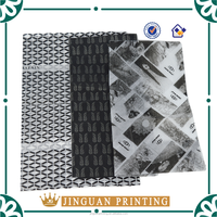Custom logo tissue paper/ printed gift wrapping paper for printing packaging