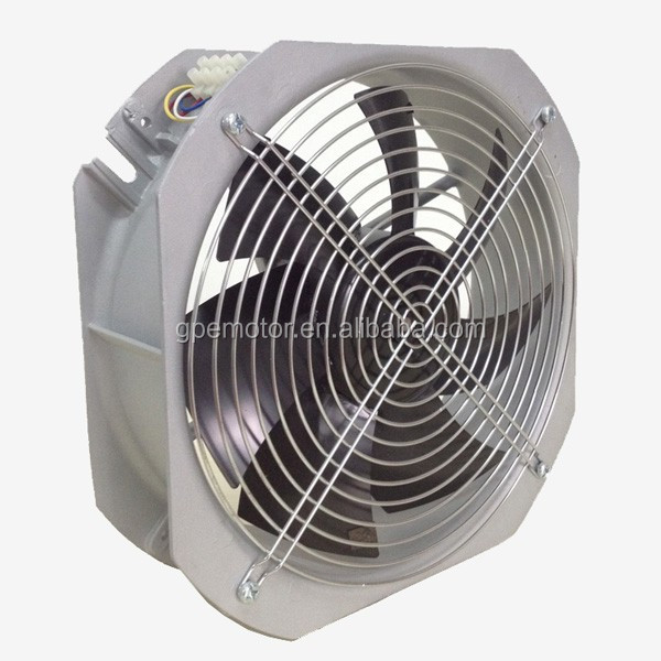 IP65 Magnetic NMB AC DC EC Types Air Flow Axial Fan 12v 24v 48v 220V 380V For Draught Extraction Evaporator Blower Vane Cooler