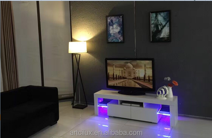 12V TV Glass led showcase lighting, wine cabinet 12v with RGB Controller