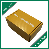 CUSTOMIZED PAPER MAILER BOX