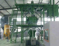 2016 Hot Sales Automatic / Semi-automatic/simple/ small dry mortar plant