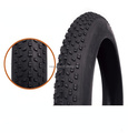 snow bicycle parts black width and size 26x4.0 24x4.0 fat tire 20x4.0
