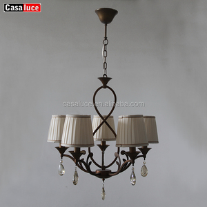 Big discount 5 lights chandelier in stock with cheap chandelier prices