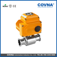 Electronic Actuator motorized valve for wholesales