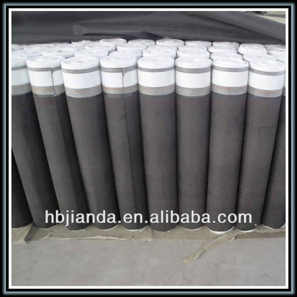 2013 new EN standard building waterproofing products breathable and waterproof roof membrane and antiskid roof underlay