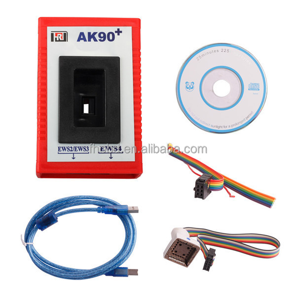 Professional Auto Key Programmer for BMW for all EWS AK90 Key Programmer Newest Version V3.19
