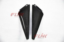 carbon fiber Side Panel of Tank Cover for Honda CBR600RR 07-09