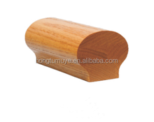 exterior handrail Ftting lowes wooden handle Stair Moulding