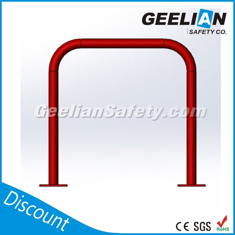 Hot Sell Bicycle Accessory High Quality Bike Lock Fork U Type Lock with Light