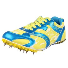 Latest design Spike running shoes with spike parts professional athletics spike shoes running sports