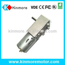 24V DC Gear motor with Gear Box Low RPM High Torque KM-45F545-40-24120